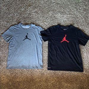 Air Jordan Jumpman Classic T-Shirt Bundle Combo L